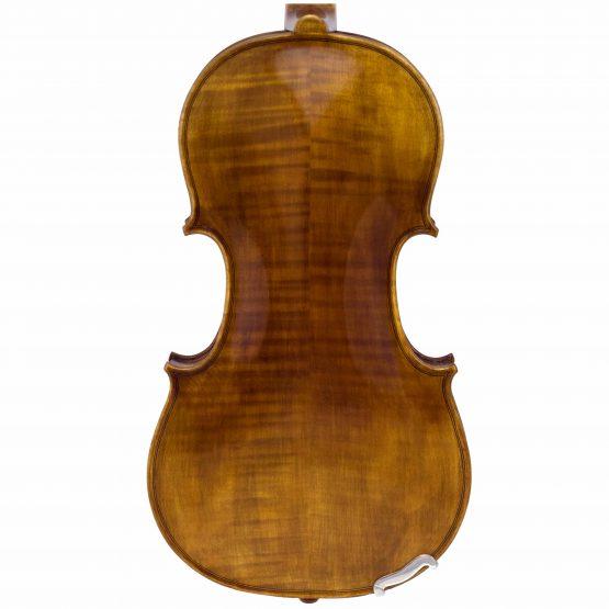 Rudolph Fiedler 18 Violin back body