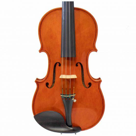 Plamen Edrev Violin body front
