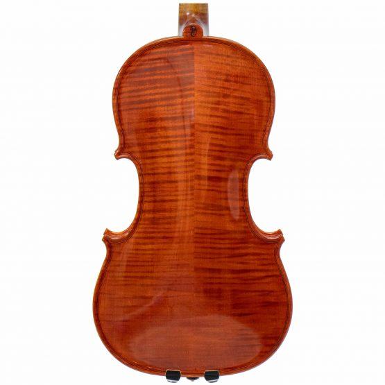 Plamen Edrev Violin back body