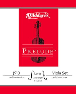 Prelude Viola A String