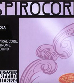 Thomastik Spirocore Viola Strings