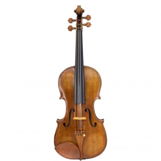 Joseph Baldantoni Violin full front