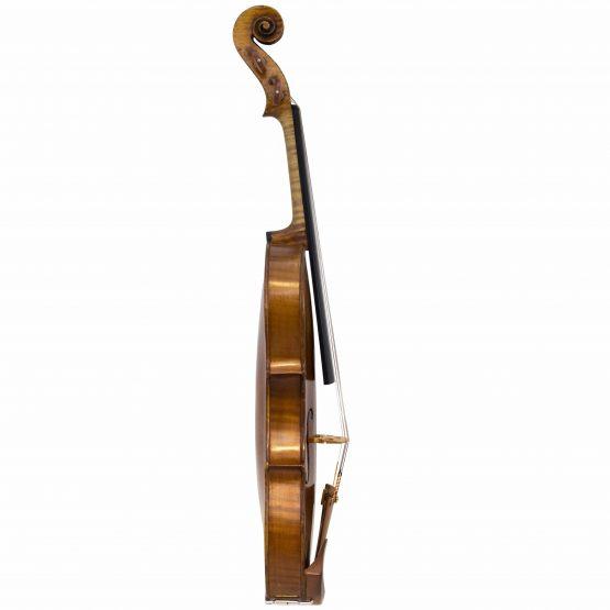 Joseph Baldantoni Violin full side