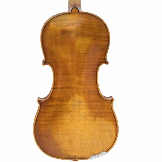 Joseph Baldantoni Violin back body