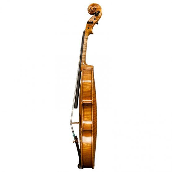Danio Wu Violin Full Side