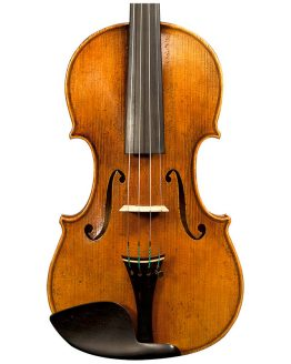 Dennis Yi Violin Front Body