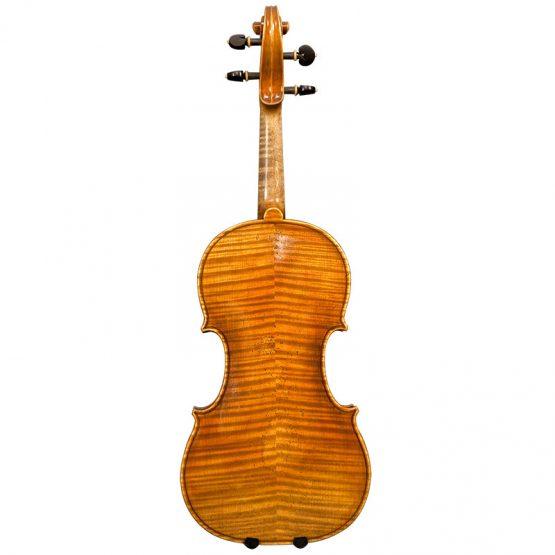 Dennis Yi Violin Full Rear