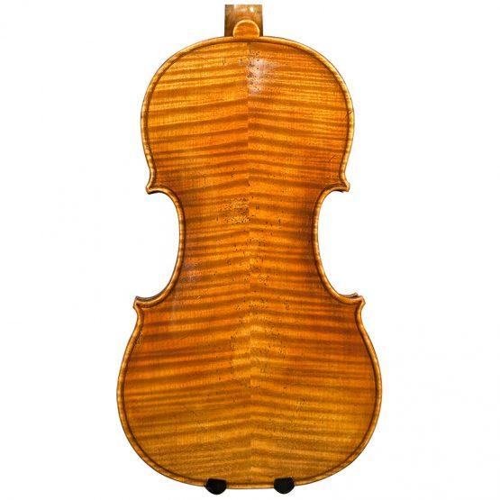 Dennis Yi Violin Rear body