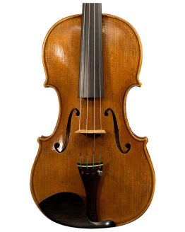 Lelio Pan Violin Front Body