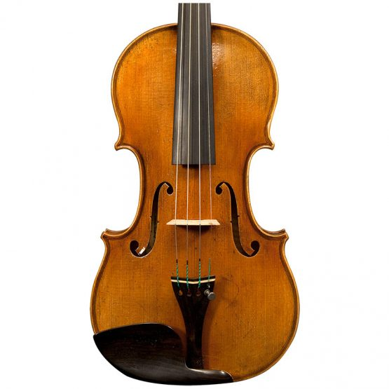 Marco Jian Violin Front Body