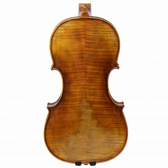 Nicolo Marcasi Violin back body