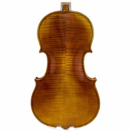 Viktor Kereske Master Violin back body
