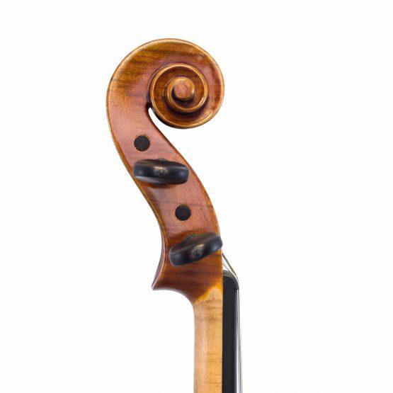 Viktor Kereske Master Violin scroll