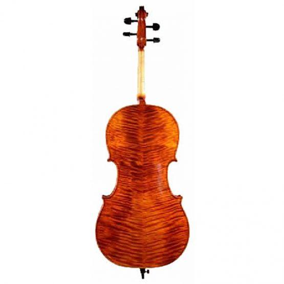 H. Luger C500 Cello Full Rear