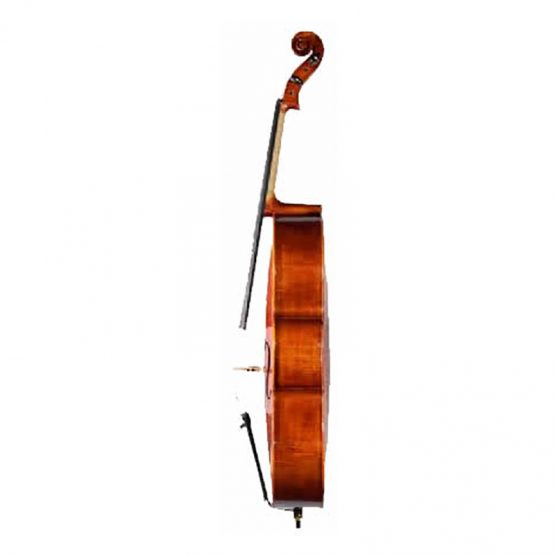 H. Luger C500 Cello Full Side