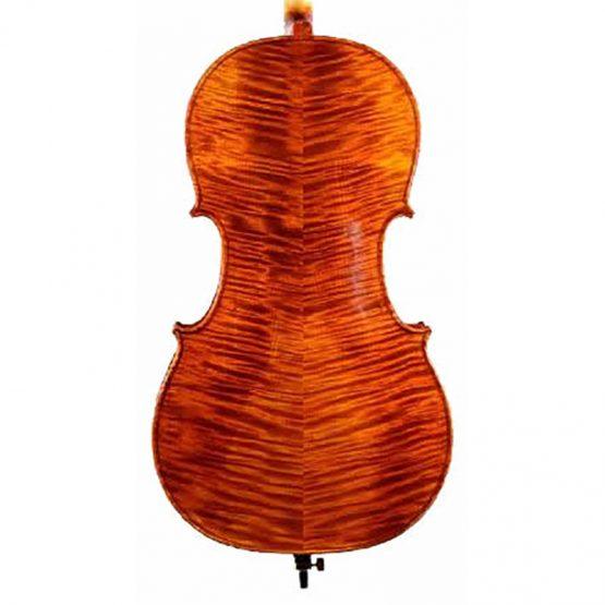 H. Luger C500 Cello Rear Body