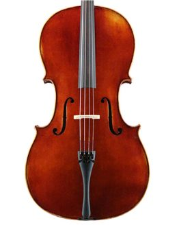 H. Luger C700 Cello Front Body