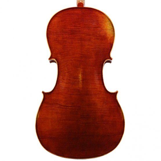 H. Luger C700 Cello Rear Body