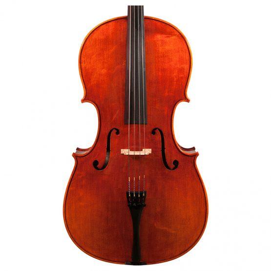 Nicolas Parola CP10 Cello Front Body