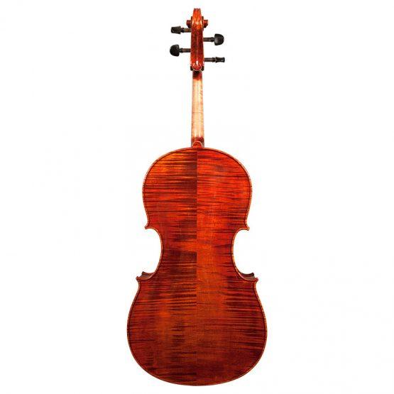 Nicolas Parola CP10 Cello Full Rear