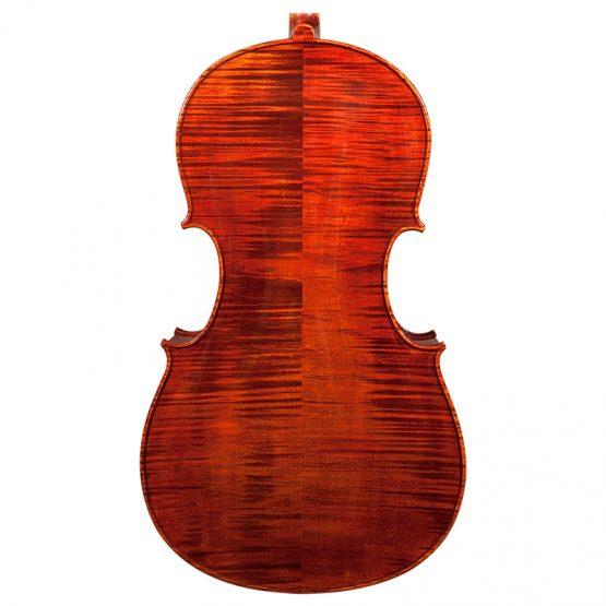 Nicolas Parola CP10 Cello Rear Body