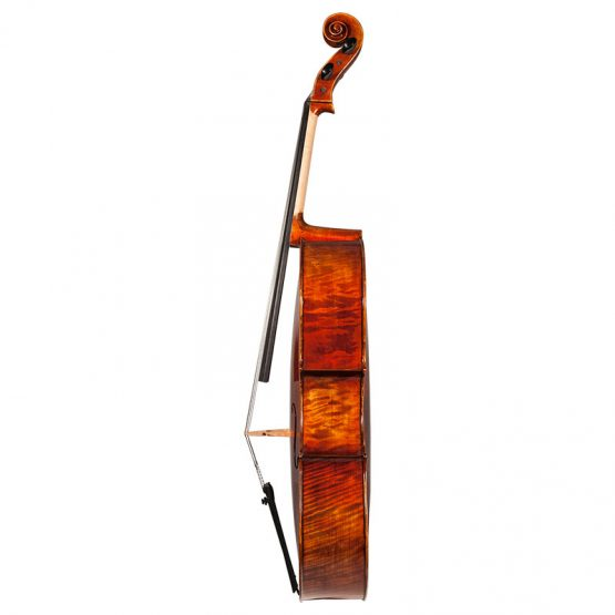 Nicolas Parola CP10N Cello Full Side