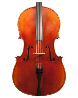 Nicolas Parola CP10N Cello Front Body