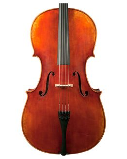 Nicolas Parola CP30E Cello Front Body