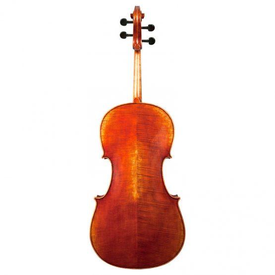 Nicolas Parola CP30E Cello Full Rear