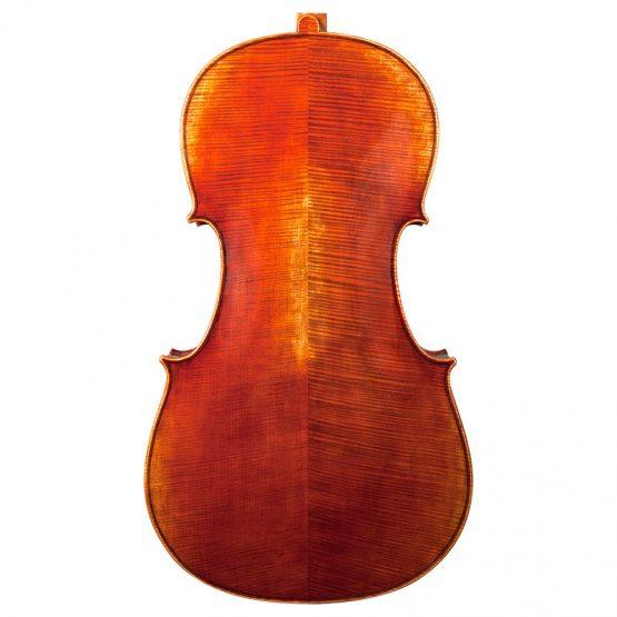 Nicolas Parola CP30E Cello Rear Body
