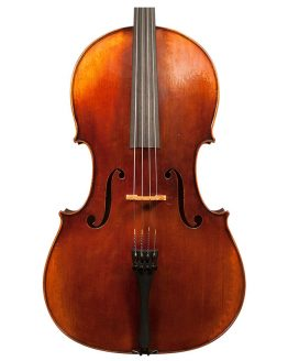 Nicolas Parola CP5 Cello Front Body