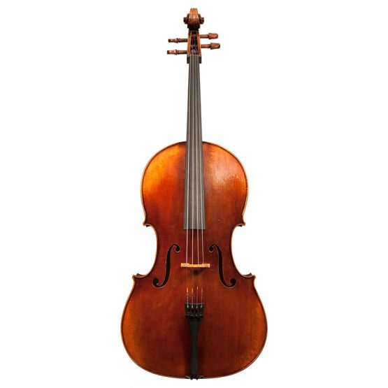 Nicolas Parola CP5 Cello Full Front