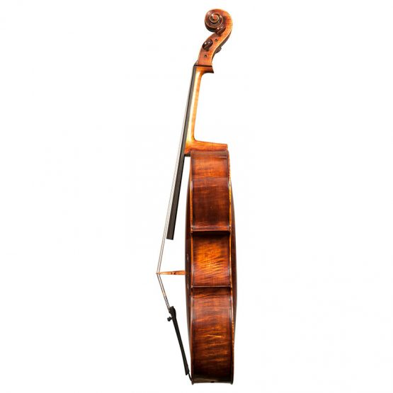 Nicolas Parola CP5 Cello Full Side