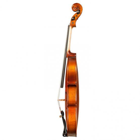 H. Luger CV301 Violin Full Side