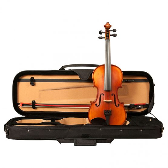 H. Luger CV301 Violin outfit with Box