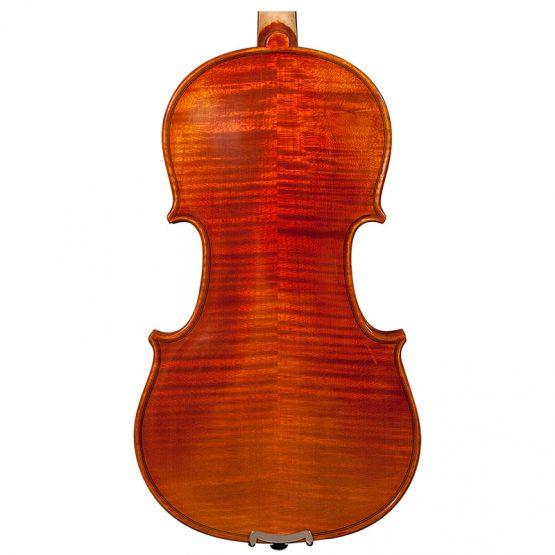 H. Luger CV500 Violin Rear Body