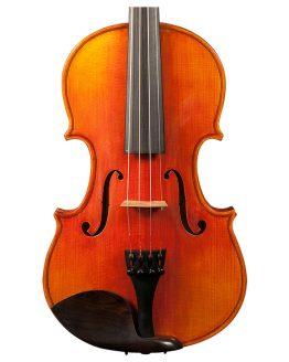 H. Luger CV600 Violin Front Body