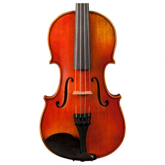 H. Luger CV700 Violin Front Body