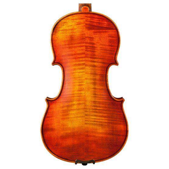 H. Luger CV700 Violin Rear Body