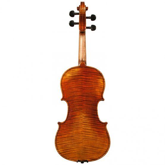 Nicolas Parola NP15N Violin Full Rear