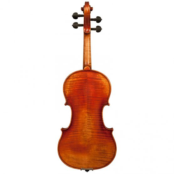 Nicolas Parola NP30E Violin Full Rear
