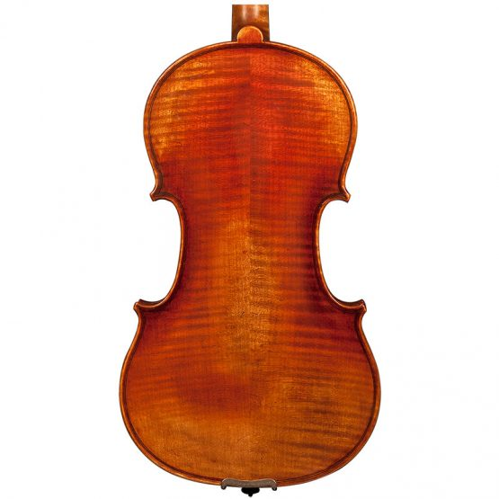 Nicolas Parola NP30E Violin Rear Body
