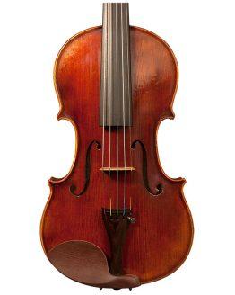 Nicolas Parola NP50 5 String Violin Front Body