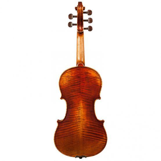 Nicolas Parola NP50 5 String Violin Full Rear