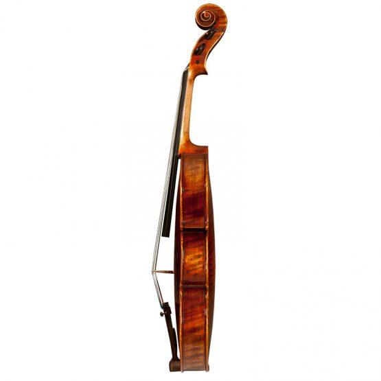 Nicolas Parola NP50 5 String Violin Full Side