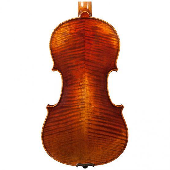 Nicolas Parola NP50 5 String Violin Rear Body