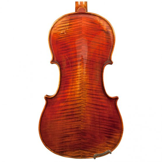 Nicolas Parola NP7 Violin Rear Body