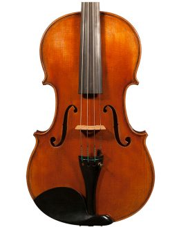 Stefan Petrov Workshop Viola Front Body