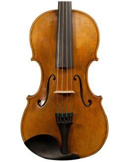 Stefan Petrov Workshop Violin Front Body