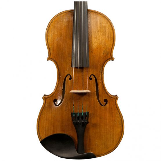 Stefan Petrov Workshop Violin Front Body